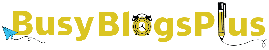 Busy Blogs Plus | Business Blogging Services & More